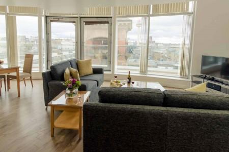 short let apartments, liverpool, uk