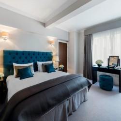 executive 1 bedroom apartment, bedroom, Green Park Apartments, Mayfair, London SW1