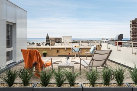 apartment with sea views, The Seaside Apartments, Brighton BN1