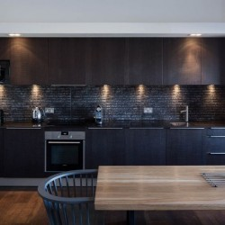 kitchen, Old Town Apartments, Edinburgh EH1, Scotland
