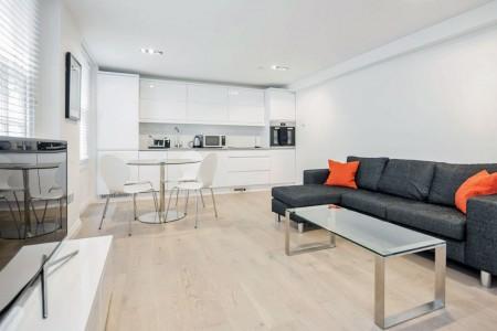 living area, Short Let Apartments, Covent Garden, London WC2