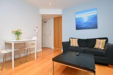 living area, Paddington Short Lets, Paddington, London W2